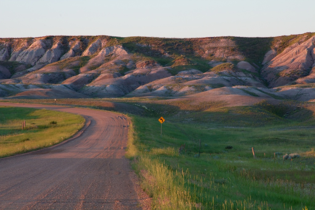 Beth Partin's photos, Sage Creek Road Badlands