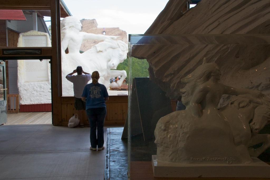 Crazy Horse Memorial, Beth Partin's photos, Lakota