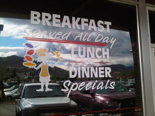 Missoula restaurants, breakfast restaurants