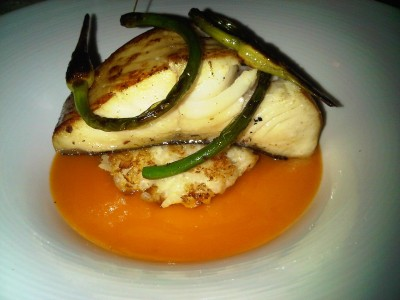 Ray's Boathouse, sablefish