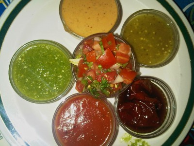 Senor Moose salsas, Ballard restaurants