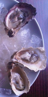 West Coast oysters; Denver restaurants