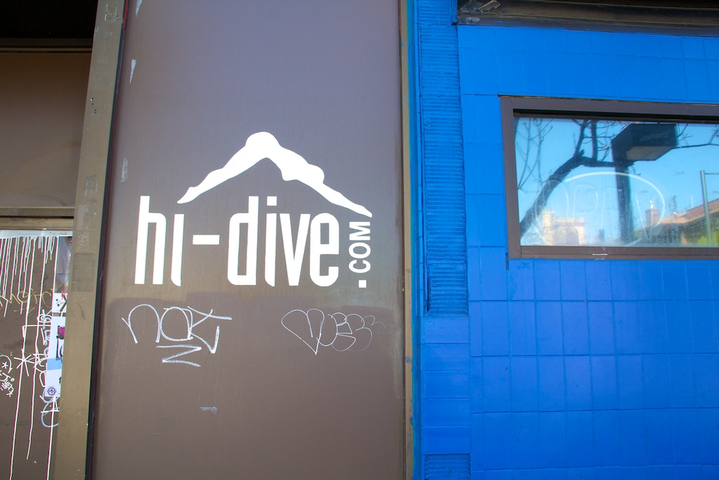 Hi-Dive Denver, Denver bars, South Broadway bars