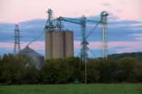 corn elevator, Dubuque, Beth Partin's photos