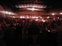 Birreria NYC Oct 2012