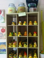 Yellow Duck Bakery Cafe Novelty Ducks