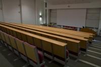 Arts A lecture theatre.