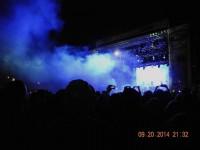 Cure Riot Fest Denver 2014 1