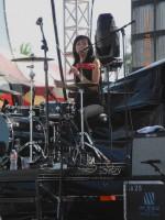 Dum Dum Girls Denver 2014 Riot Fest  1