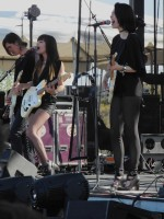 Dum Dum Girls Denver 2014 Riot Fest  2