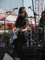 Dum Dum Girls Denver 2014 Riot Fest  3
