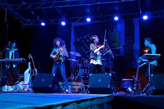 Pallet Fest SHEL Oct 2014