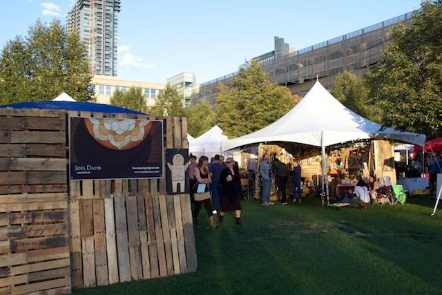 Pallet Fest vendors Oct 2014