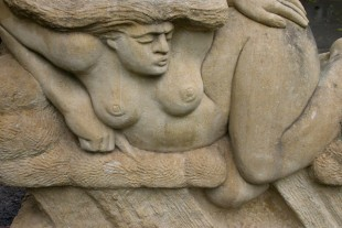 Hays Stone Gallery nude Kansas Oct 2009